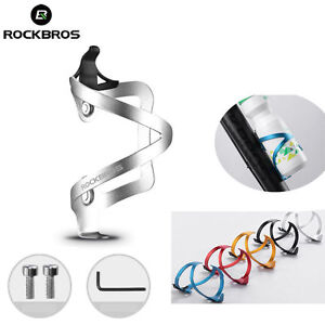 RockBros-Bike-Water-Bottle-Cage-Bicycle-Alloy-One-Side-Water-Bottle-Cage-Holder