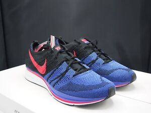 e0dbaedd1ba23 Image is loading Nike-Flyknit-Trainer-034-Raptors-034-Siren-Red-