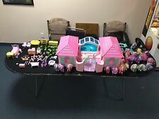 Vintage 1984 My Little Pony Paradise Estate Accessory Doll House MLP lot ponies