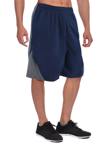Men/'s Athletic Workout Running Jogging Sport Mesh Striped Basketball Shorts