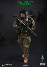 Damtoy 1/6 Scale Royal Marines Commando Action Figure 78023