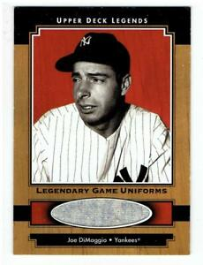 Joe-DiMaggio-2001-Upper-Deck-Legends-Legendary-Game-Jersey-JJD-SP