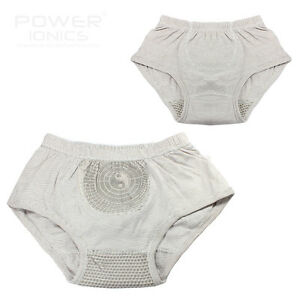 New-Power-Man-039-s-Women-039-s-Tourmaline-Far-Infrared-Ray-Health-Care-Underware-Briefs