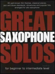 Great-Saxophone-Solos-Beginner-to-Intermediate-Alto-Sax-Sheet-Music-Book