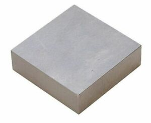Steel-Bench-Block-Jewelers-Gunsmiths-Metal-Anvil-Square-Solid-4x4x3-4-HEAVY-DUTY