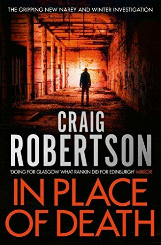 1 of 1 - In Place of Death By Craig Robertson. 9781471127793
