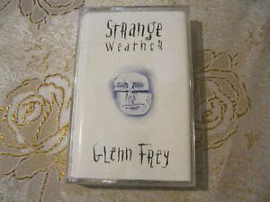 MC-Glenn-Frey-Strange-Weather-Tape-MCA-10599-Musikkassette
