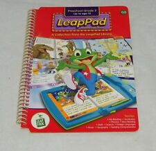 Leap Frog LeapPad Interactive Book Only 19445 Preschool Grade 5 Up to Age 10