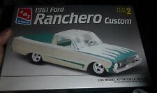 AMT 1961 FORD RANCHERO PICKUP 1/25 Model Car Mountain KIT FS 8062