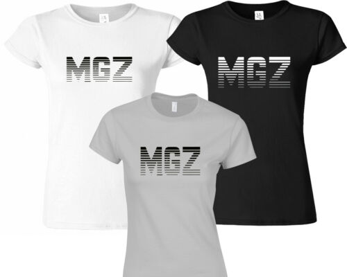 MORGZ YOUTUBER T SHIRT WOMEN/'S FITTED MGZ INSPIRED GAMER CHRISTMAS TOP GIFT