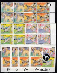 NS 4X SOMALIA 2003 - MNH - PETS - DOGS - ANIMALS - WHOLESALE