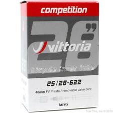 RVC Vittoria latex tubes 700 x 19//24 51mm stem 4 tubes per order
