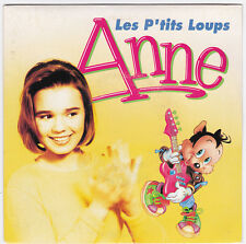 45 TOURS ANNE LES P'TITS LOUPS WALT DISNEY RECORDS VS 680 en 1990