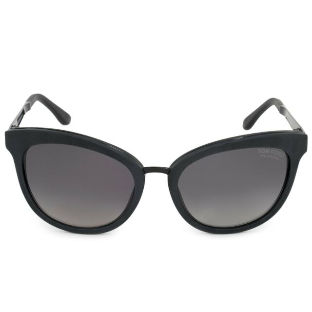 71d507f8a377 Tom Ford Sunglasses Women TF 461 Black 02d Emma 56mm for sale online ...