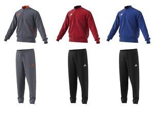Details zu adidas Condivo 18 Polyester Herren Trainingsanzug (Jacke und Hose) ab 47,95€