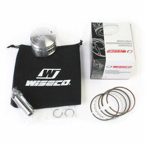 Details about Wiseco Piston Kit Yamaha TTR250 TTR 250 73 50mm  50mm Bore  99-06 10 5:1 comp