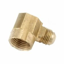 """x 1//4/"""" Male Pipe Thread Brass Barb In ANDERSON METALS 757001-0404 1//4/"""" Hose I.D"""