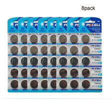 40x Cr2032 Dl2032 Br2032 3v Lithium Battery 5004lc For Halloween Lights