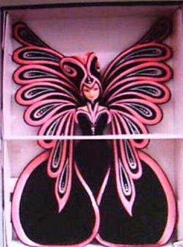 Le Papillon Barbie Bob Mackie Edicion Limitada En Caja Como Nuevo