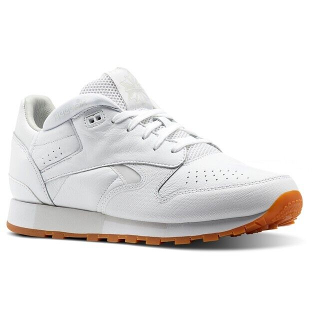 Reebok Classic Leather instar (blancoo blancoo) Calzado Para Hombres CN2177 (9)