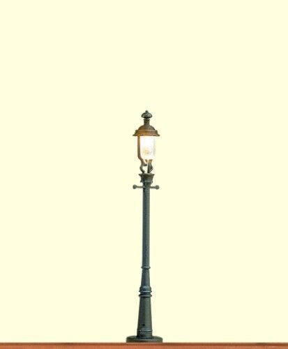 BRAWA 84045 Spur HO LED-Gaslaterne Stecksockel #NEU in OVP##