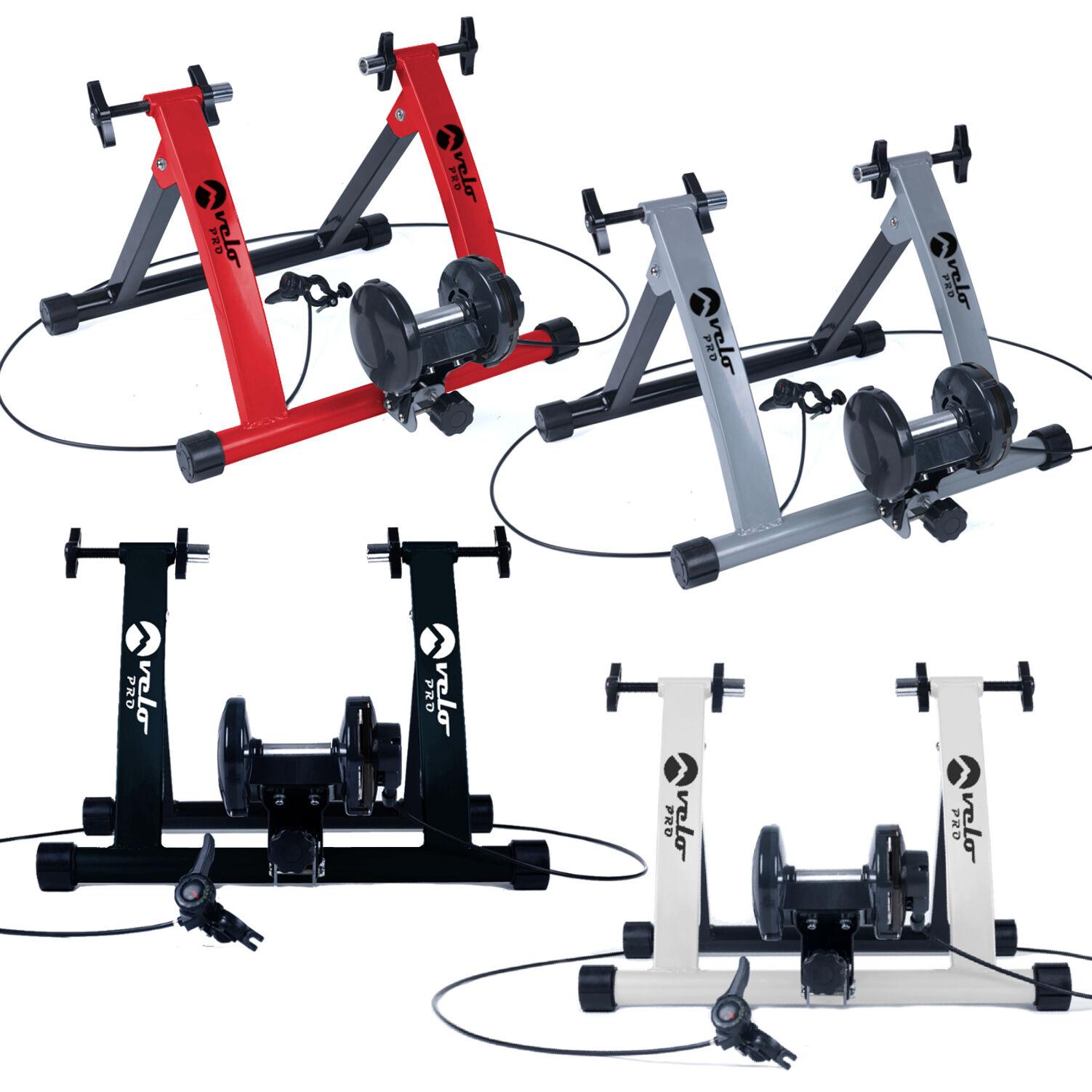 Magnétique Intérieur Turbo Trainer Vélo Route Montagne Résistance Mtb Cyclisme