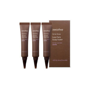INNISFREE-My-Hair-Recipe-Loss-Care-Scalp-Scaler-For-Hair-Loss-Care-15ml-3ea
