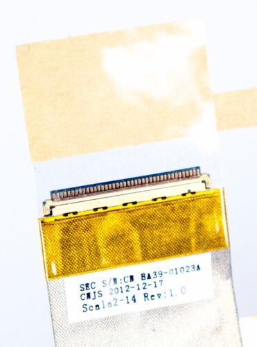 Samsung rv408 rv410 rv411 rv412 rv415 LCD DISPLAY SCHERMO CAVO ba39-01023a