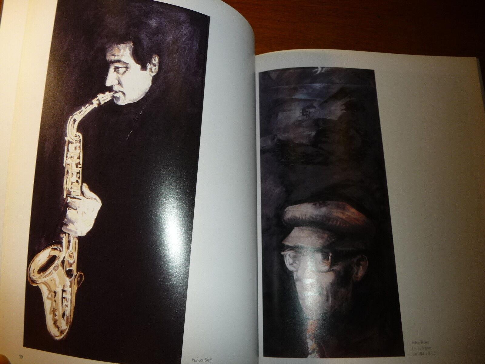 LORENZO D'ANDREA JAZZ IN LOVE CATALOGO DELLA MOSTRA DI SONDRIO 2003