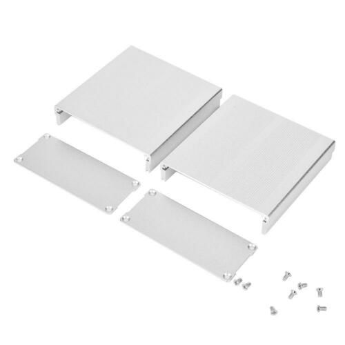 40x97x100mm Aluminum Cooling Box Electronic DIY Enclosure For Circuit Board