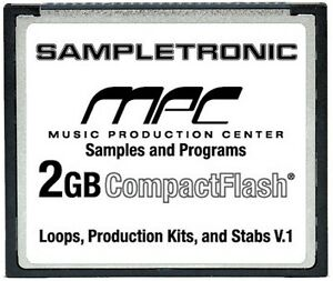 Image Is Loading 2GB Of Samples Amp Programs For The AKAI