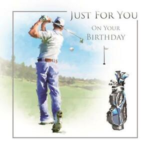 Image Is Loading Just For You On Your Birthday Golf Course
