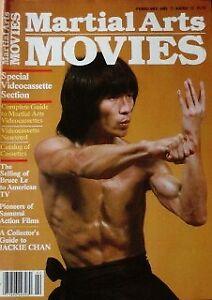 BLACK BELT Movie Poster Kung-Fu Marial Arts Bruce Lee Jackie Chan
