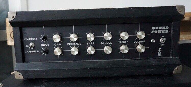 Guitaranlæg, Music Tronic Soundpower, 100 W