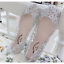 Women-039-s-Casual-Shoes-Jelly-Hollow-Out-Flat-Heel-Sandals-Flip-Flops-Plus-Size-Ths thumbnail 4