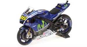 tienda de ventas outlet 1 18 Yamaha YZR-M1 Rossi Rossi Rossi test MotoGP 2016 1 18 • Minichamps 182163146  marca famosa