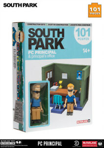 South Park Small Construction Set Wave 1 Principal/'s Office