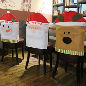 Weihnachts husse stuhl husse weihnachten m bel berzug for Cobertores para muebles de sala