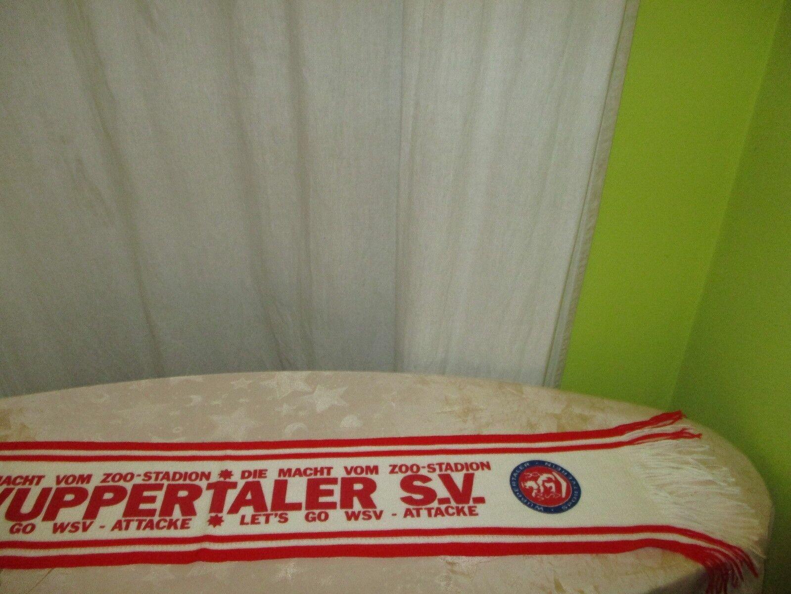 Wuppertaler S.V. Schal 80iger Jahre