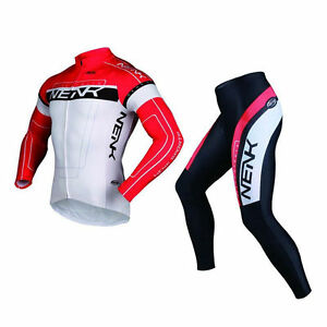 SOBIKE-NENK-Cycling-Suits-COOREE-Long-Jersey-Long-Sleeve-amp-Tights-Pants