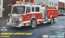 Trumpeter 1:25 2002 American LaFrance Eagle Fire Pumper Plastic Model Kit 2506