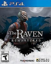 Raven-Remastered-Sony-PlayStation-4-2018-BRAND-NEW-SEALED-FAST-SHIPPING-PS4