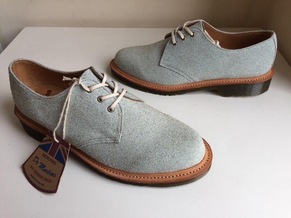 Bnwt! Dr. Martens 1461 Classics Glitters Zucchero Shoes UK6 Sz UK6 Shoes *Made In England daa147
