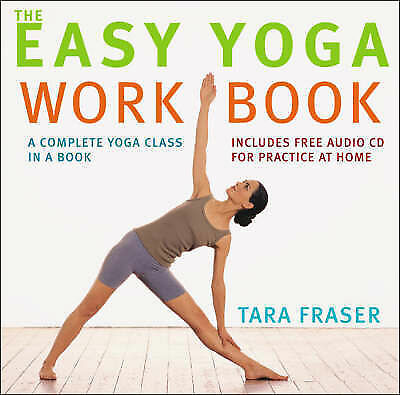 The Easy Yoga Workbook: The Perfect Introduction to Yoga-ExLibrary