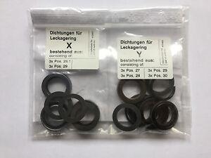 Kranzle-K-115-125-TS-135-145-T-155-Pressure-Washer-Pump-Water-Seal-Kit-410491