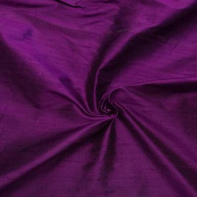 Ruby Red-Dupion-Fabric-44-Inch-Wide-Sheer-Solid-70-Gsm-Fabrics-By-Yard