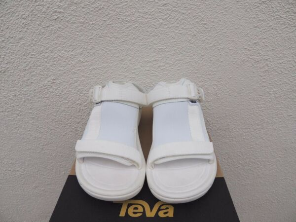9900617fa9fb TEVA HURRICANE VOLT WHITE SPORT  WATER SANDALS