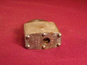 Image Is Loading Rare Model 212 Antique Master Lock Co Padlock