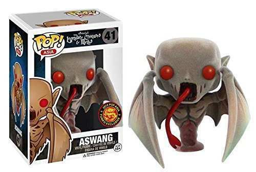 Funko Pop Asia 41 Mindstyle Legendary Creatures & Myths 1011 Aswang 2015 Excl...