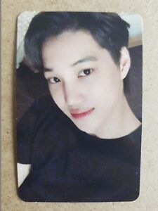 Exo Kai Vivace Official Photocard Don T Mess Up My Tempo 5th Album